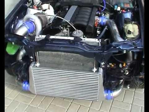 Bmw E30 325i Turbo Warmup M50 Hx52 Youtube