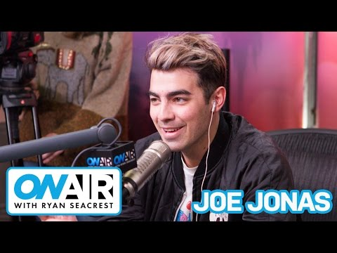 Joe Jonas Talks DNCE, Winter Storm | On Air with Ryan Seacrest