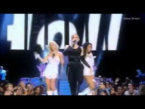 Like A Virgin – Madonna, Britney Spears, Christina Aguilera (VMA's 2003)