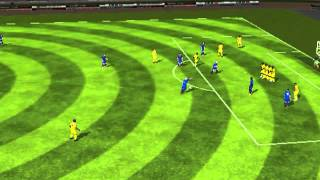 FIFA 13 iPhone/iPad - A Machatschkala vs. ZSKA Moskau