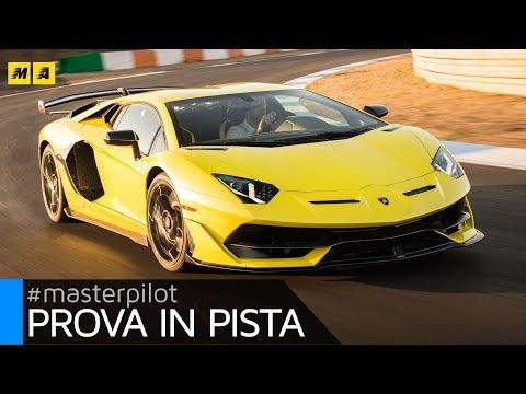 Lamborghini Aventador SVJ   Quanta VIOLENZA...e Che Sound! [ENGLISH SUB]
