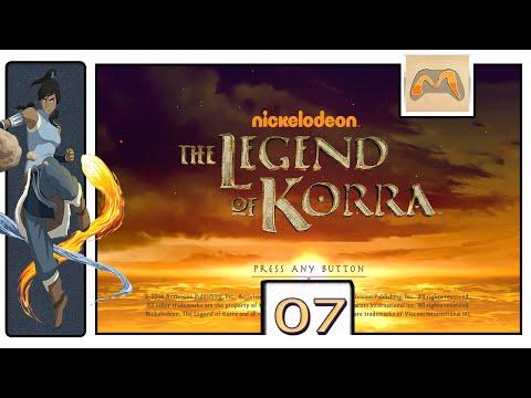The Legend of Korra - #07 - The Spirit World