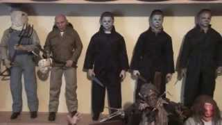 michael myers 12 inch 1/6 by onescustoms halloween