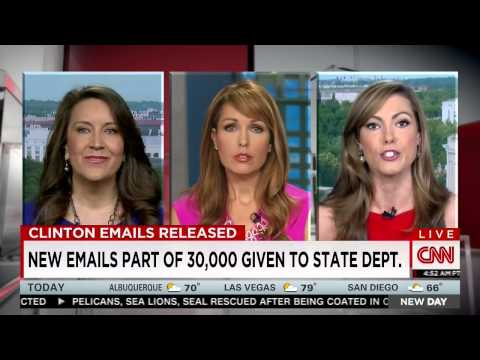 CNN: New Day: Hillary Clinton and Benghazi