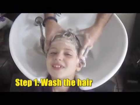 Hair Donations to Help Children Cancer Patients in Israel