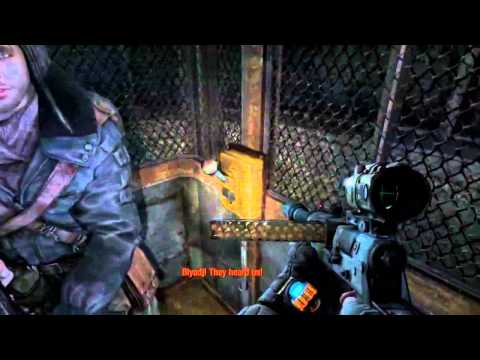 Metro Last Light - Part 6 - FITTSPINDLAR! - (Swedish)