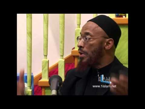 Khalid Yasin - About The Nation Of Islam & Farakhan video
