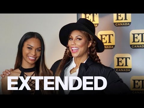 Ika Wong One-On-One With Tamar Braxton  EXTENDED