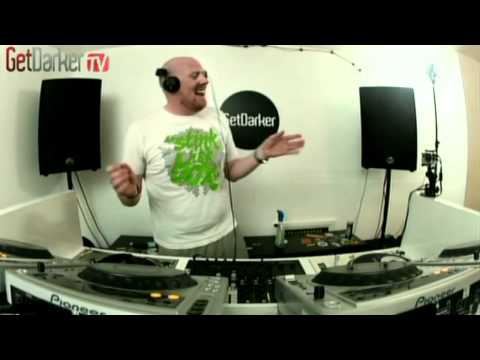 GETDARKER TV #145 - DJG, SHIVERZ, JACKO, SWISS