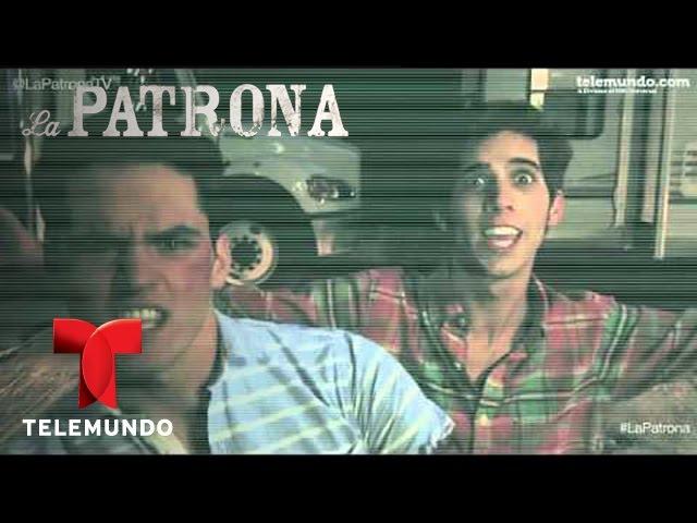 La Patrona /Muévete al Ritmo de La Patrona / Telemundo