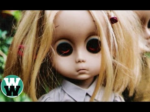 20 Creepiest Children's Toys Ever Made video