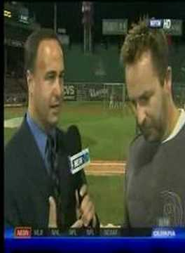 There's only 1 Kevin Millar