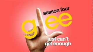 Watch Glee Cast Just Cant Get Enough video