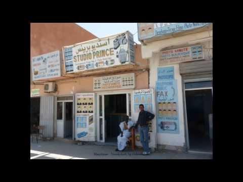 2013 Mauritanie  Nouakchott, Vues De la Ville, Le Centre