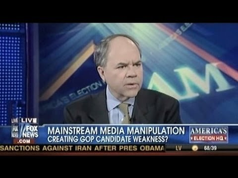 Fox News Guest Accidentally Describes How Biased Fox Is