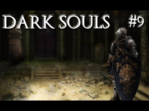 Dark Souls Walkthrough [HD]  Part 9  The Depths 1 Xbox360 PS3 Play w/ Commentary