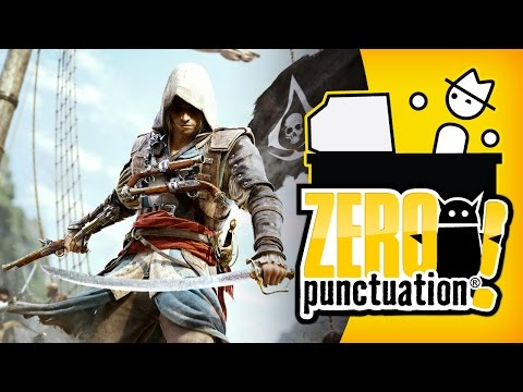 ASSASSIN'S CREED IV BLACK FLAG (Zero Punctuation)