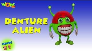 Denture Alien - Motu Patlu in Hindi - 3D Animation Cartoon for Kids -As seen on Nickelodeon