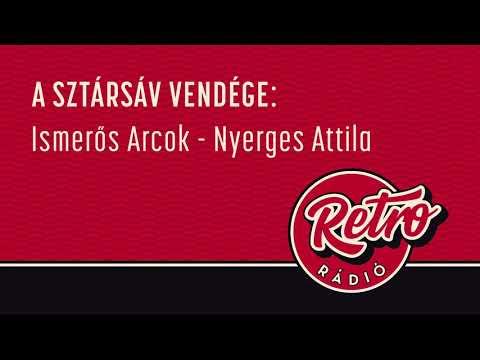 Sztársáv:  Ismerős Arcok - Nyerges Attila
