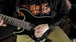 """Dawn Of Dementia - """"Vitrification"""" (Guitar and Bass Play-through)"""