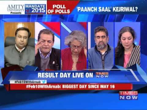 Poll of polls: Delhi election - Part 3