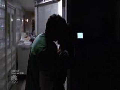 ER (Sam and Gates hot scene)
