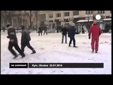 Ukraine protests  three people killed in Kyiv clashes   no comment
