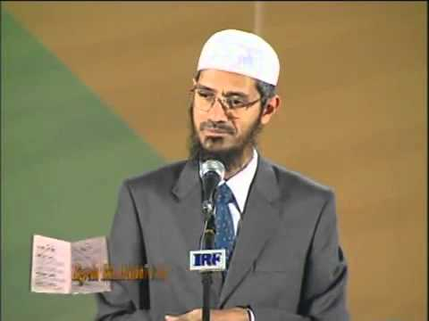 Bhagwan Rajneesh By Dr.zakir Naik video