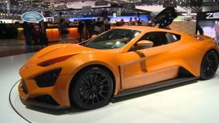 Carros e Marcas - Salão de Genebra 2014 - Carros Esportivos