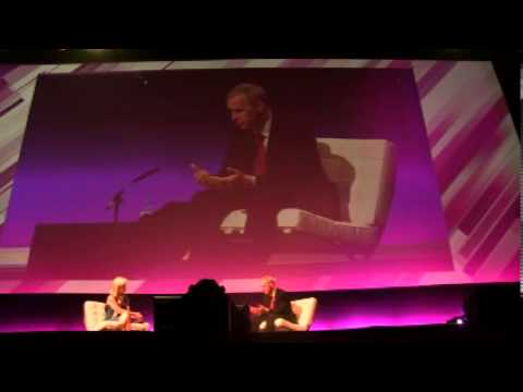 Festival of Media Global 2013: Steward Dryburgh, global marketing KitKat