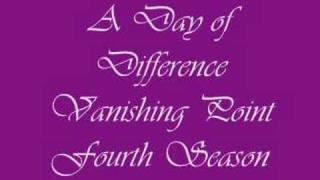 Watch Vanishing Point A Day In Difference video