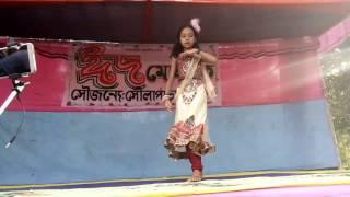 Little Girl Bd Dance-2016