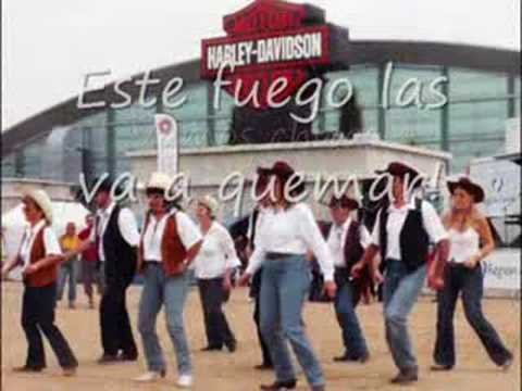 Line Dancing Lyrics (Letras)