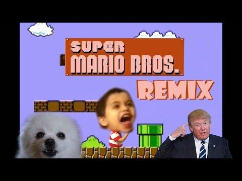 Super Mario Bros. Theme - Remix Compilation