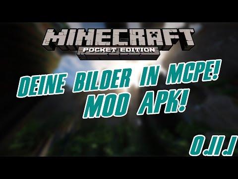 Minecraft PE 0.11.1 deine bilder in MCPE! Mod APK! [Deutsch/HD+] +Download