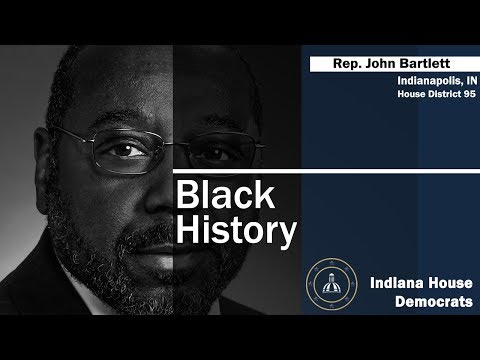 Representative John Bartlett Discusses Ben Johnson