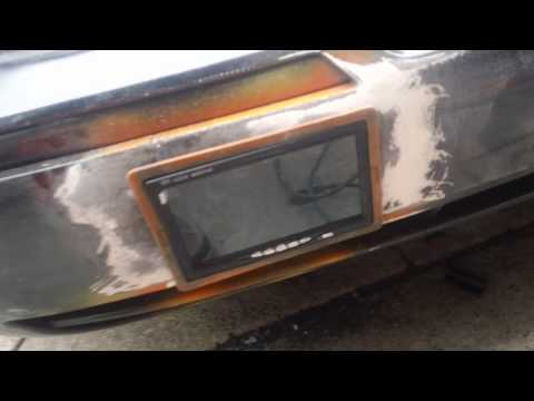 TVs in 2006 grand marquis Bumper part1