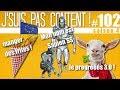 J'SUIS PAS CONTENT ! #102 : Cuisson des frites, Homo sapiens sapiens sapiens sapiens & Progrès 3.0 !