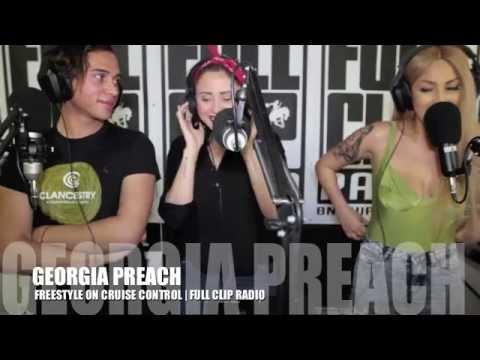 GEORGIA PREACH FREESTYLIN ON FULLCLIP RADIO