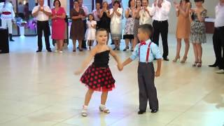 Best Advanced Salsa Dance Performance by Kids