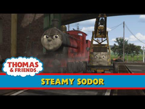Steamy Sodor - UK (HD) [Series 13]