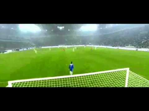Giorgio Chiellini vs Udinese Calcio 28-01-2012