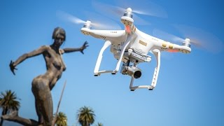 Hands-On with DJI's Phantom 3 Professional Quadcopter Drone!