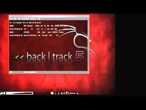 Кракк Клé ВЕП авек БаккТракк 5 2012 ФРАНКАИС (видео). Crack Clé WEP avec B