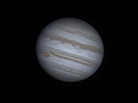Video of Venus, Jupiter and Saturn Orion Skyquest XT8 Dobsonian Telescope
