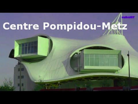 Centre Pompidou-Metz - ART Museum / Kunstmuseum - Shigeru Ban & Jean de Gastines Architects