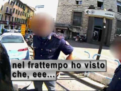 Forze dell'ordine indisciplinate !!! (1parte).mp4