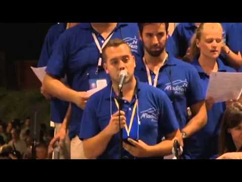 Medjugorje, Youth Festival 2013, song: