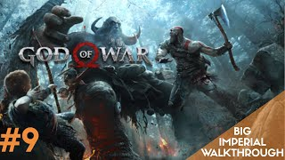 I Killed His Brother!!!|God Of War|Walkthrough|Part 9|