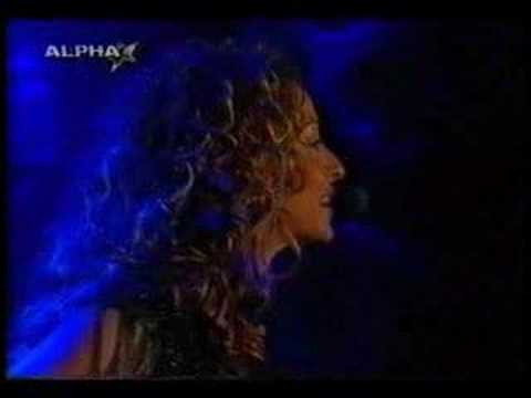 Anna Vissi - Asteria 1998 concert Part 2 of 12